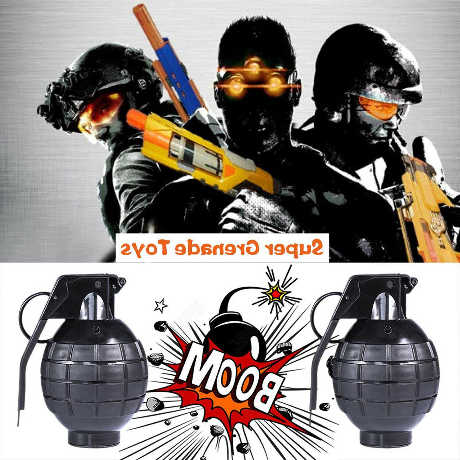 Kids Tactical for Nerf Wrist Band, Protective Glasses Grenade