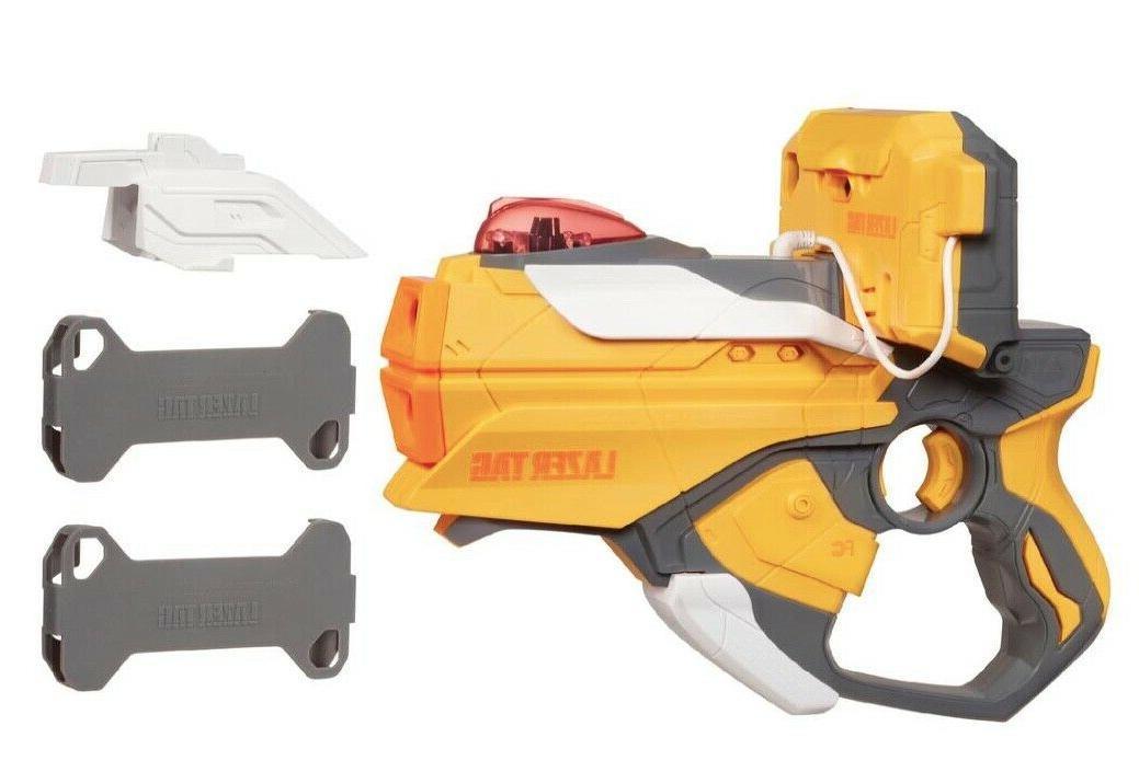 lazer tag single blaster pack orange