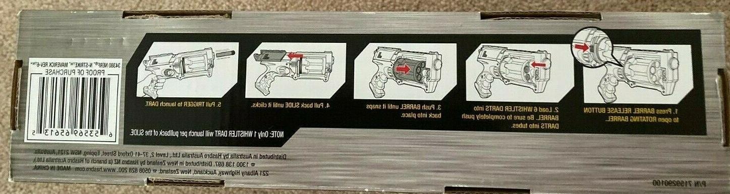 NERF N-STRIKE GEAR *NEW IN BOX*