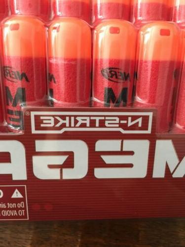 Nerf MEGA Darts 20 Pack New