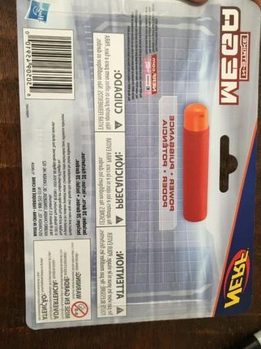 Nerf N-Strike MEGA Whistler Darts Pack Brand New