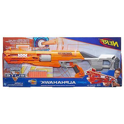 Series AlphaHawk Blaster