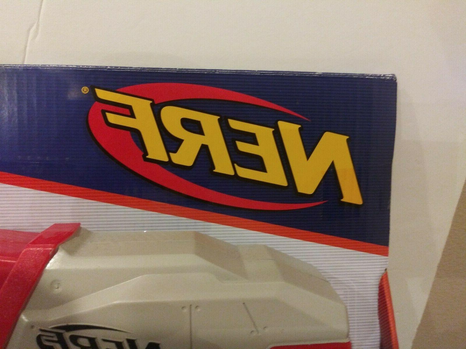 Hasbro N-Strike Dart DoubleBreach Gun New In Box