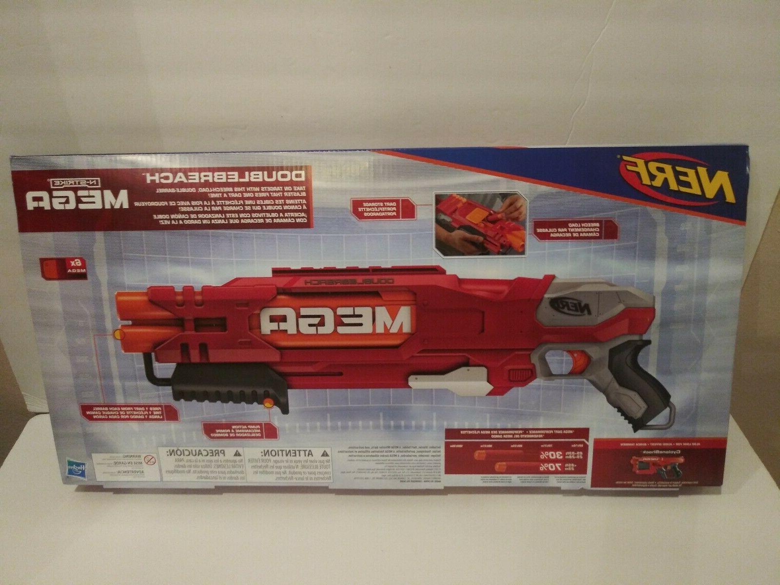 Hasbro Dart Gun New