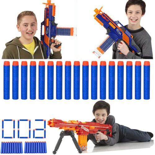 nerf refill bullets foam darts 7 2cm