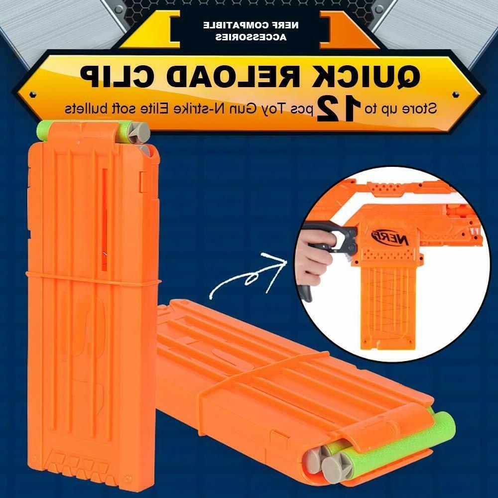 Nerf Vest Kids Foam Darts Kit Set Nerf N-Strike