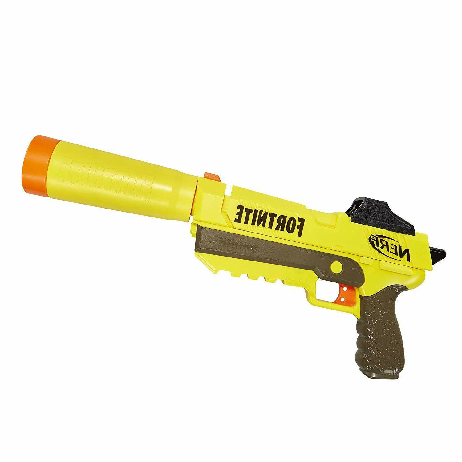 Nerf Fortnite Sp-L Elite Dart Blaster Replica Pistol Gun