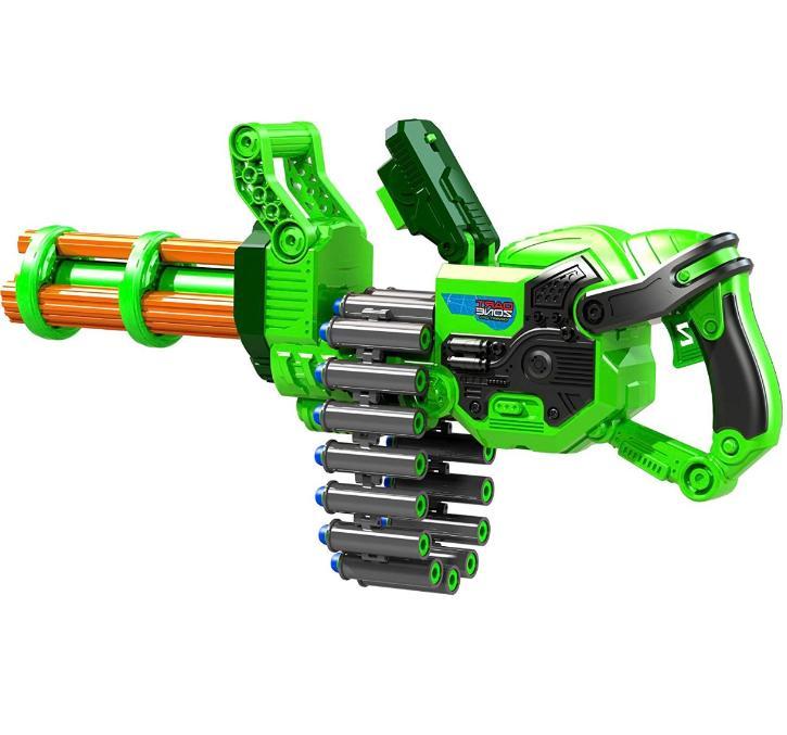 New Dart Gun Motorized Fully Toy Blaster