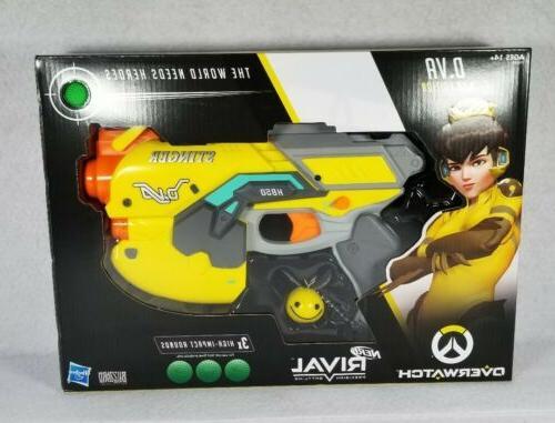 New Nerf Overwatch D.VA w/ &