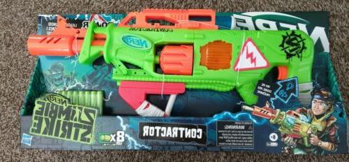 new zombie strike contractor blaster with lights