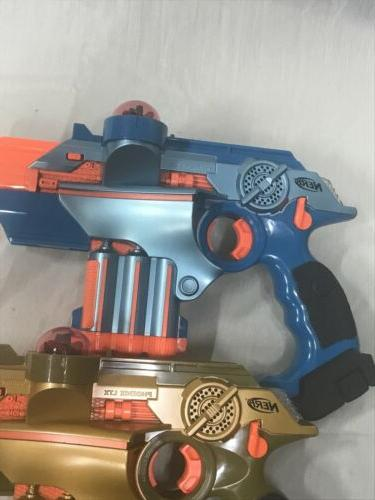 Nerf Lazer Tag Phoenix LTX Tagger 2 New