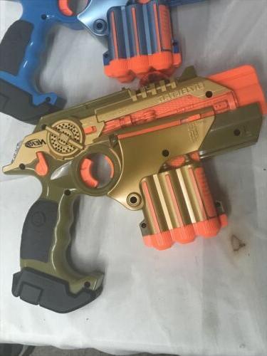 Nerf pack Laser