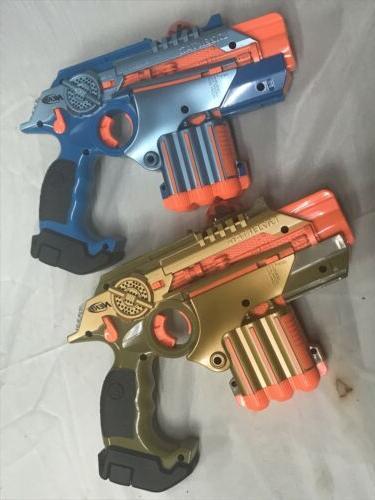 Nerf Phoenix LTX Tagger pack New