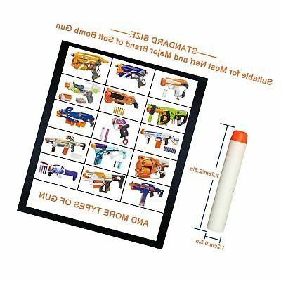 AMOSTING Refill for Nerf Glow Bullets - W...