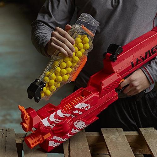 Nerf Nemesis MXVII-10K, Red