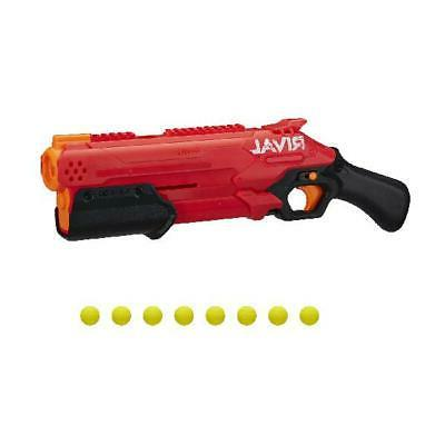 rival takedown spring action blaster pump action
