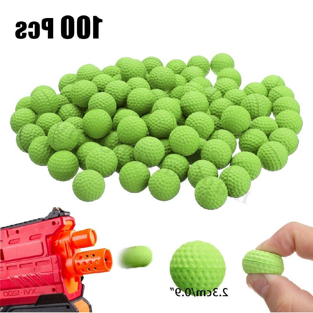 Round Refill Soft Bullet RIVAL Yellow