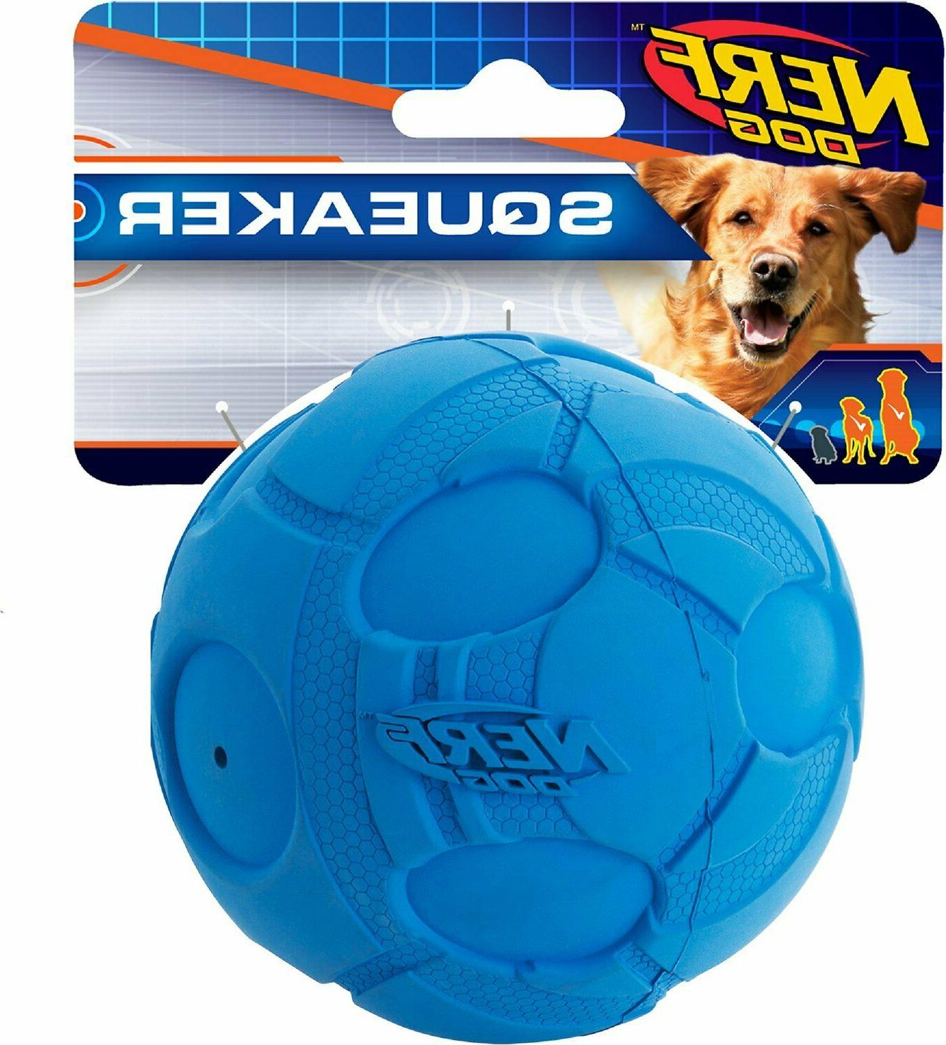 squeaker bash ball 4 in
