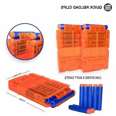 Tactical for Nerf Darts, etc