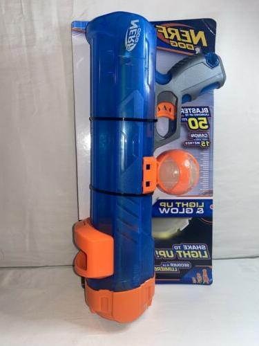 tennis ball blaster dog 16 translucent blaster