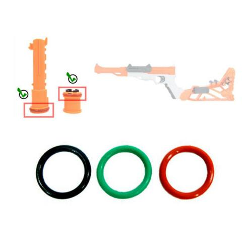 Upgrade O Ring Nerf Plunger Rod Modify Toy