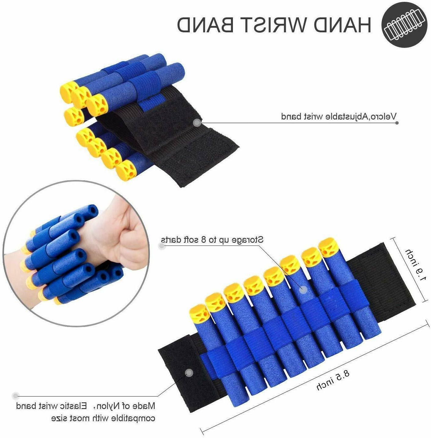 POKONBOY Upgraded Vest Kit Compatible Nerf Guns