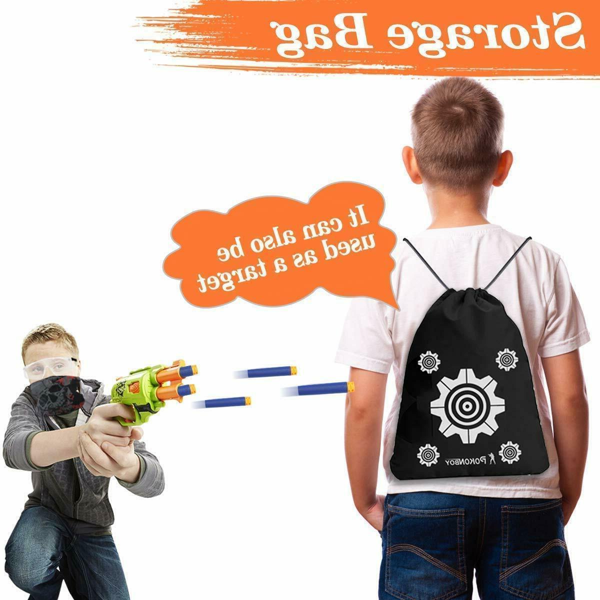 POKONBOY Vest Kit Nerf N-Strike