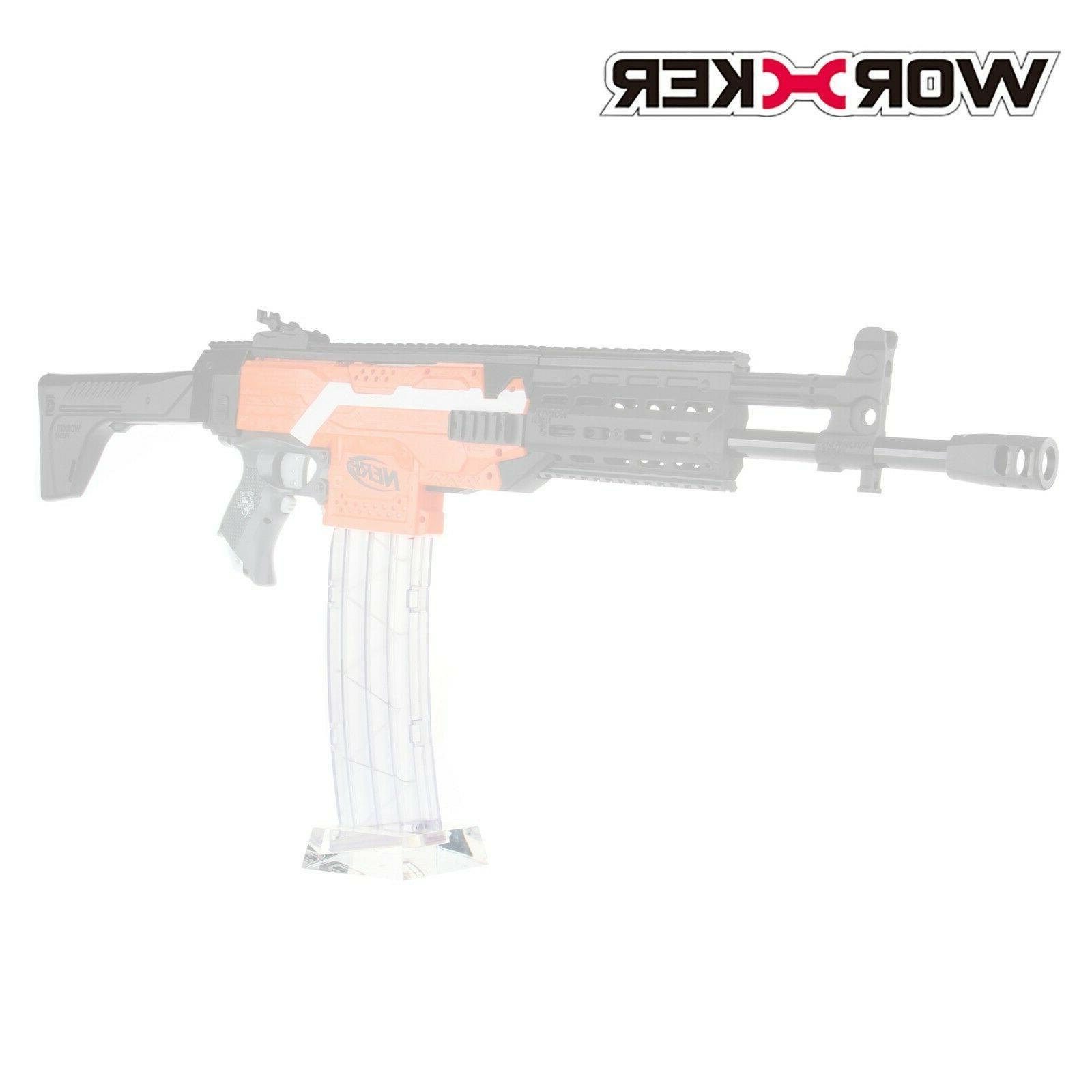 Worker 22 Style Bullet Clip 4 Nerf blaster