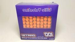 Little Valentine 100-Dart Refill Pack for Nerf N-Strike Elit