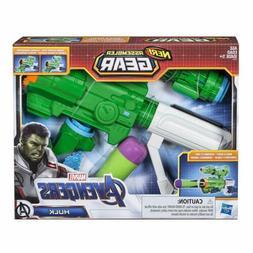 Marvel Avengers Endgame Hulk NERF Assembler Gear Blaster Toy