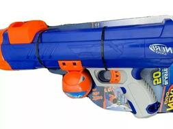 Nerf Dog Medium Tennis Ball Blaster Cannon. Blaster Launches