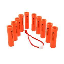 Worker MOD Cylinder Elite Dart Fixture Tube for Nerf Mega RO