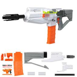 Worker MOD F10555 HALO M412 DMR 3D Print White Kit for Nerf