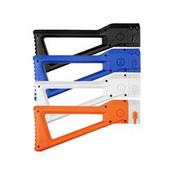 Worker Mod Fixed Shoulder Stock Replacement 5 Color for Nerf
