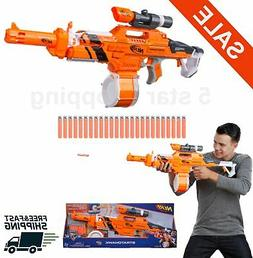 Nerf N-Strike Elite AccuStrike Stratohawk Orange Rapid-Fire