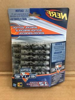 NERF N-Strike Elite Special Edition 12 Dart Refill by Hasbro