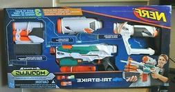 NERF N-Strike Modulus Tri-Strike Blaster 3 Ways to Blast *NI