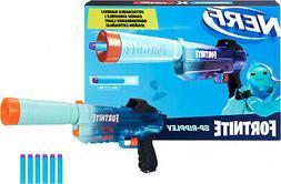 Hasbro - Nerf Fortnite SP-Rippley Elite Dart Blaster