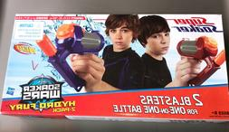Nerf Hydro Fury Super Soaker 2-Pack Hasbro Water Blasters So