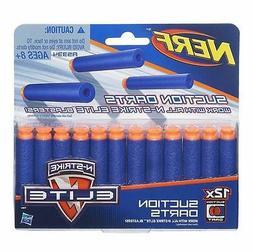 Hasbro Nerf N-Strike Elite blaster 12pc darts refill A5334 B