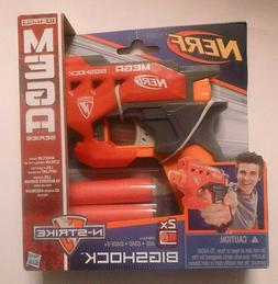 Nerf N-Strike Mega Big Shock Blaster Kid's Soft Dart Gun Out