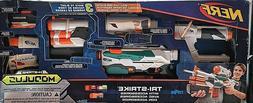Nerf N-Strike Modulus Tri-Strike Blaster Set In Box with acc