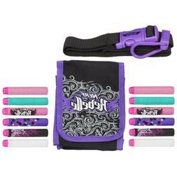 Hasbro Nerf Rebelle Dart Diva Bag and Belt