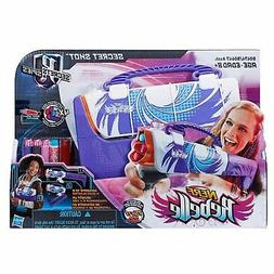 Nerf Rebelle Secrets and Spies Secret Shot Blaster Purple To