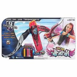 Nerf Rebelle Strong Heart Bow Blaster Pink New Toy Ages 8+ G