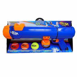 Nerf Rocket Dog Tennis Ball Blaster 50 Feet Pet Toy Gun Hand