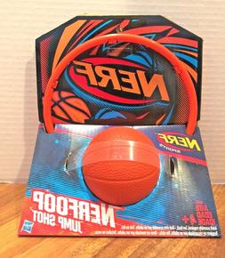 Nerf Sports Hasbro MINI Basketball Nerfoop Jump Shot Hoop/Fo