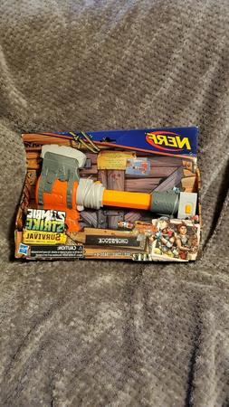 NERF ZOMBIE STRIKE Survival System Stock Attachment Hasbro 2