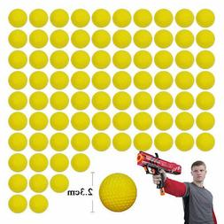 New 100-Round Refill Pack Replace Bullet Ball For Nerf Rival