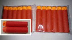 New 12 Big Red Darts Compatible Nerf Mega Accustrike Style D